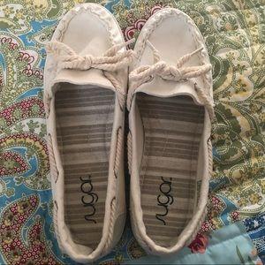 🔥SALE🔥 Sugar Slip On Loafers